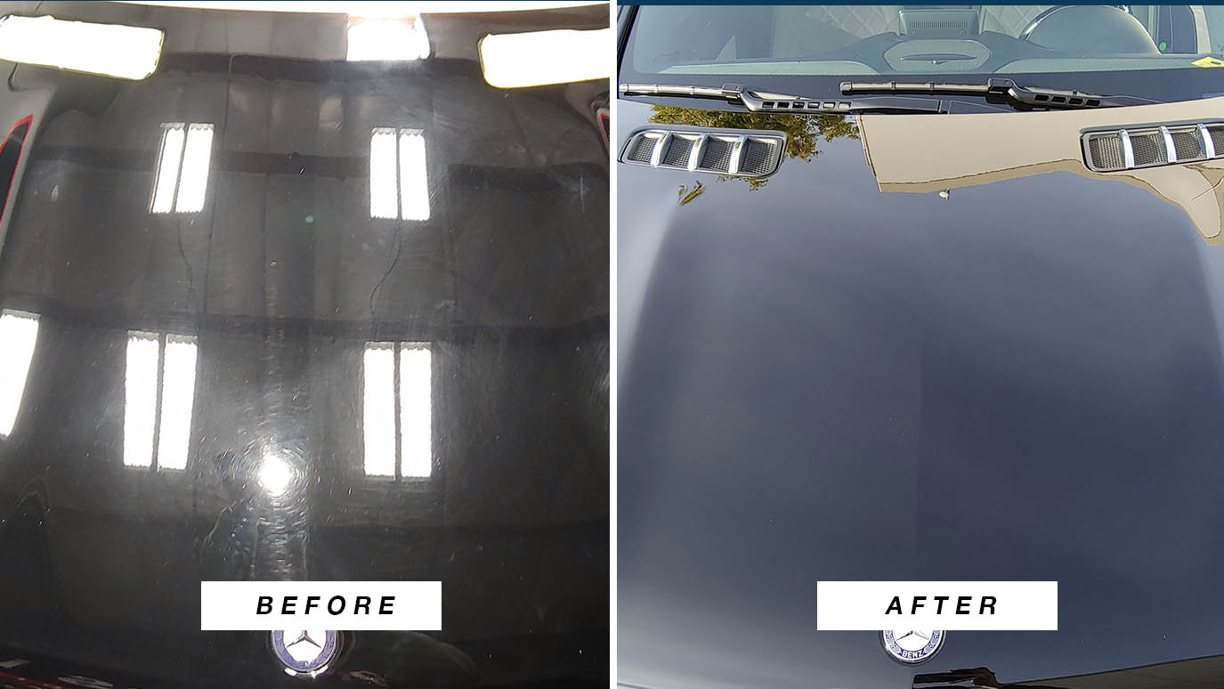 Las Vegas Paint Correction & Car Paint Restoration Services